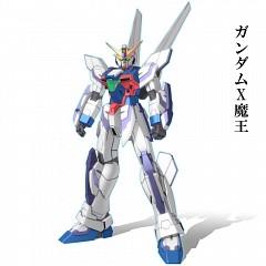 GX-9999 Gundam X Maoh