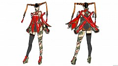 Rin Rin (Anarchy Reigns)