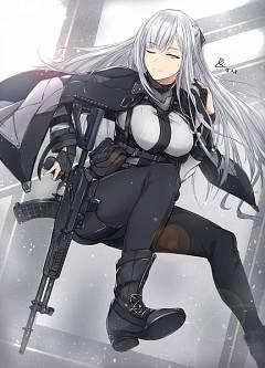 AK-12 (Girls Frontline)
