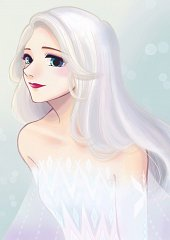 Elsa the Fifth Spirit