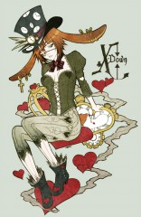 March Hare (X-down)