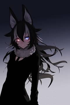 Grey Wolf (Kemono Friends)