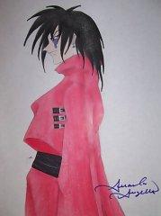Kurei (Recca no Honoo)