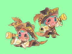 Sorbet Shark Cookie (Pirate Overlord)