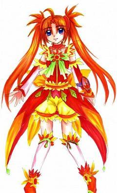 Cure Soleil (Cosmic Link Precure)