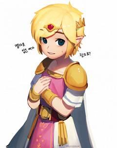 Link (tri Force Heroes)
