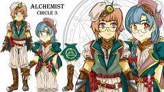 Alchemist Costume Design Tos