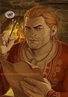 Varric Tethras