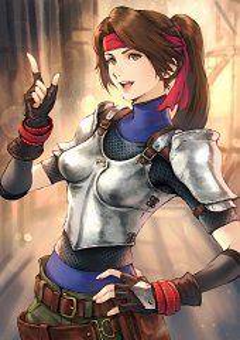 Jessie Final Fantasy Vii Zerochan Anime Image Board