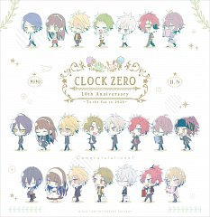 CLOCK ZERO ~Shuuen no Ichibyou~