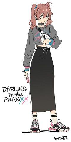 Miku (Darling in the FranXX)