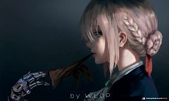 Violet Evergarden (Character)