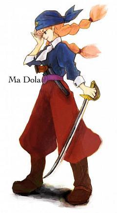 Dola (Tenkuu no Shiro Laputa)