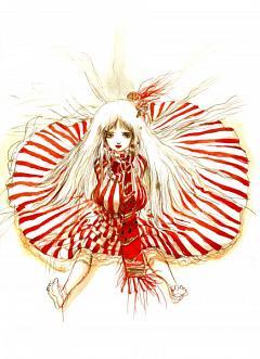 The Girl (Tenshi no Tamago)