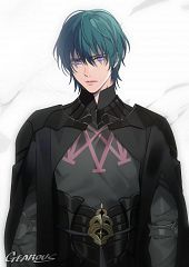 Byleth (male) (fire Emblem)