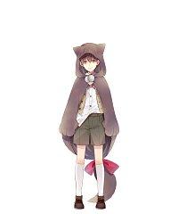Wolf (Taishou x Alice)
