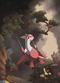 Pokémon the Movie: Latios & Latias