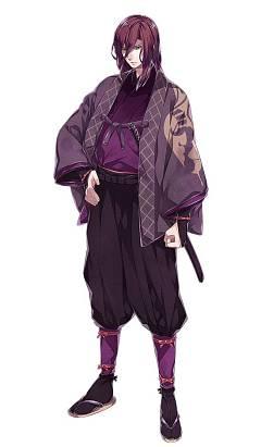 Momochi Choujirou