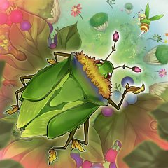 Stinkbug Naturia
