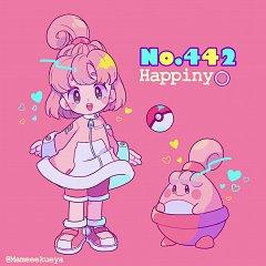 Happiny