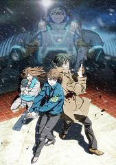 PSYCHO-PASS Sinners of the System Case 1 Tsumi to Bachi