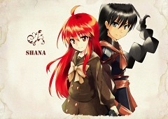 Burning-eyed Shana