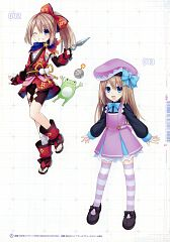 Ram (Choujigen Game Neptune)