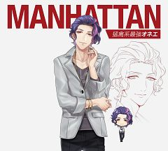Manhattan (Cocktail Ouji)