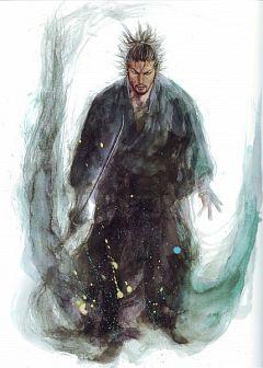 Miyamoto Musashi (vagabond)