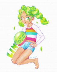 Lime Cookie (Sunny Summer)