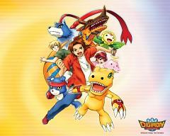 Digimon Savers
