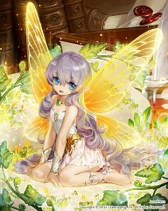 Ancient Fairy (Tenkuu no Crystalia)