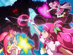 Precure Miracle Leap: Minna to no Fushigi na 1 Nichi