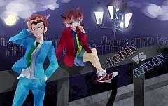 Lupin III VS Meitantei Conan
