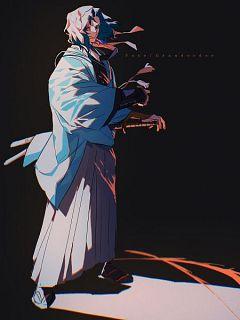 Saber (Saitou Hajime)