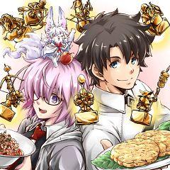 Fate/Grand Order: Eirei Shokubunroku