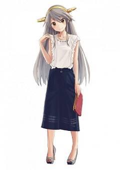 Haruna (Kantai Collection)