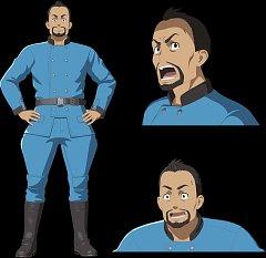 Gibbs (Kuutei Dragons)
