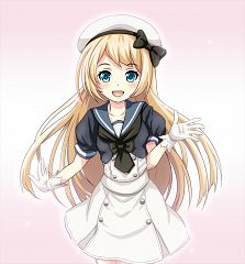 Jervis (Kantai Collection)
