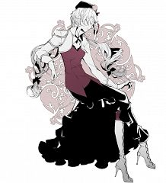 Agatha Christie (Bungou Stray Dogs)