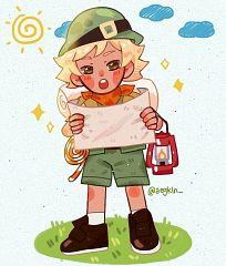 Adventurer Cookie (Explorer Tyke)