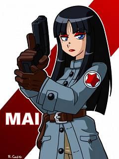 Mai (DRAGON BALL)