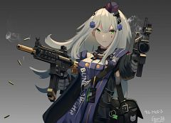 HK416 (Girls Frontline)