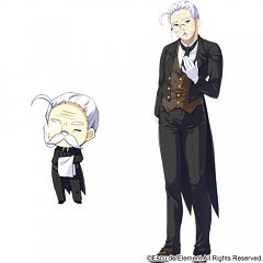 Butler (Hanayome to Maou)