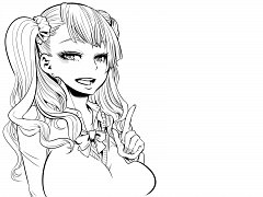 Galko (Oshiete! Galko-chan)