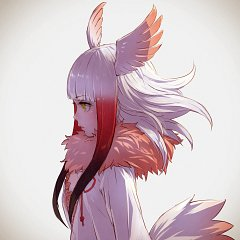 Crested Ibis (Kemono Friends)