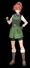 Leona (Kouya no Kotobuki Hikoutai)