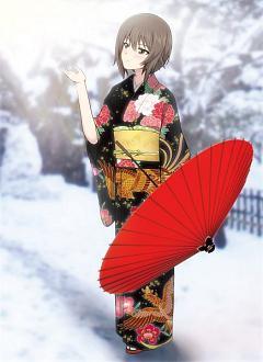 Nishizumi Maho