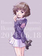 Nakagami Ikumi (character)