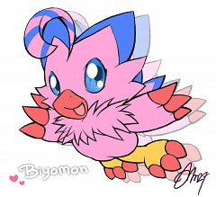 Piyomon